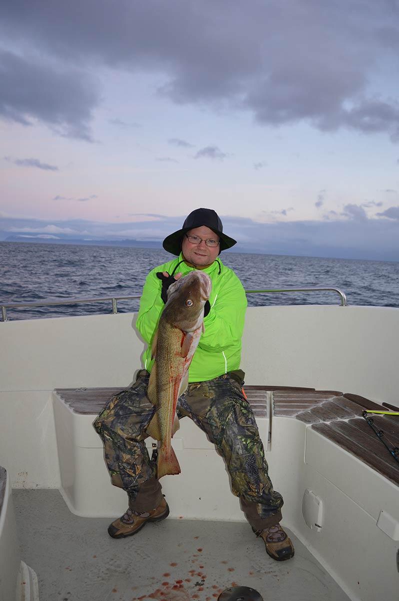 Polarekspedisjon og fiske