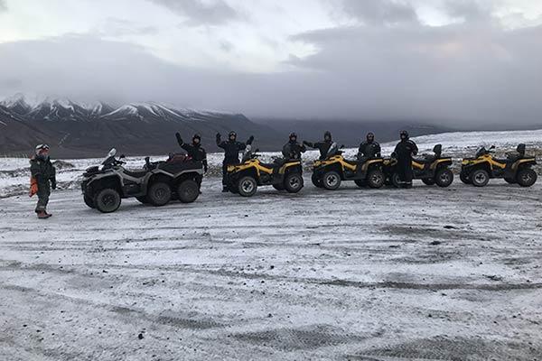 ATV-kjøring